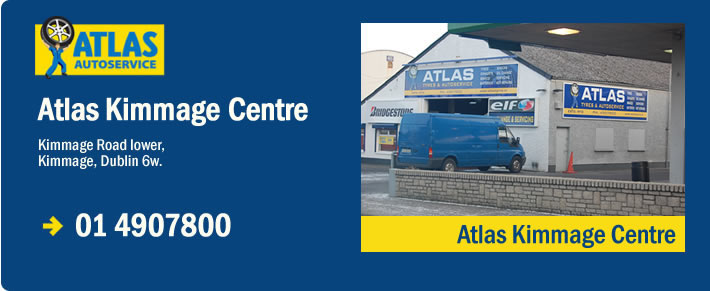 Atlas Car Service Kimmage